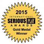 Triad Interactive Media Wins Serious Play Gold Award