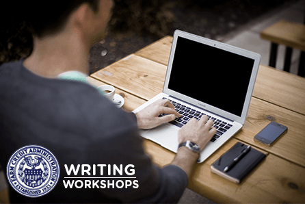 FCA Writing Workshops