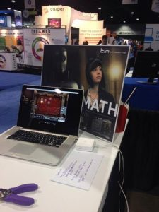 Photo of Triad's Booth