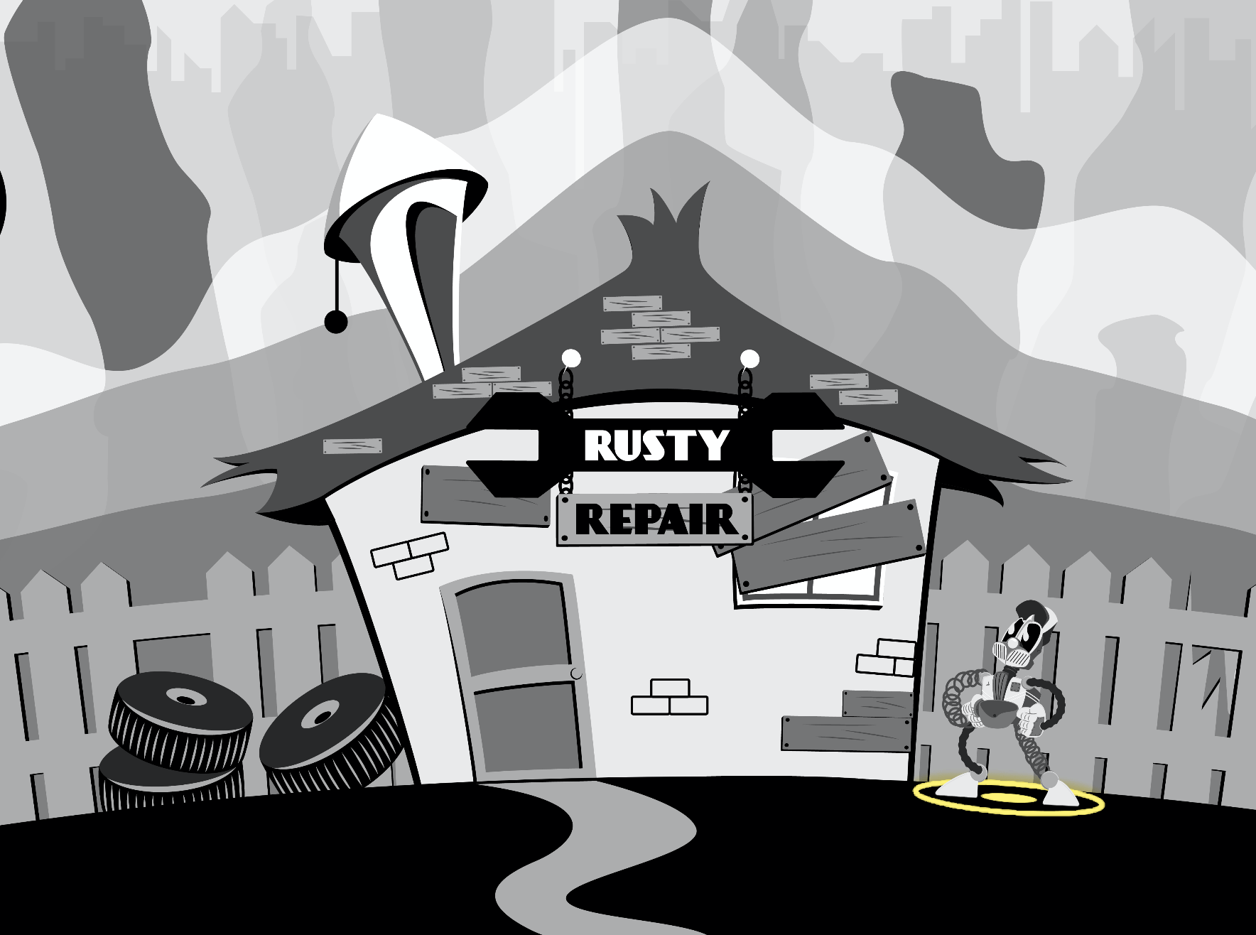 Rusty Vs. Radon - Triad Interactive Media Radon Awareness Game