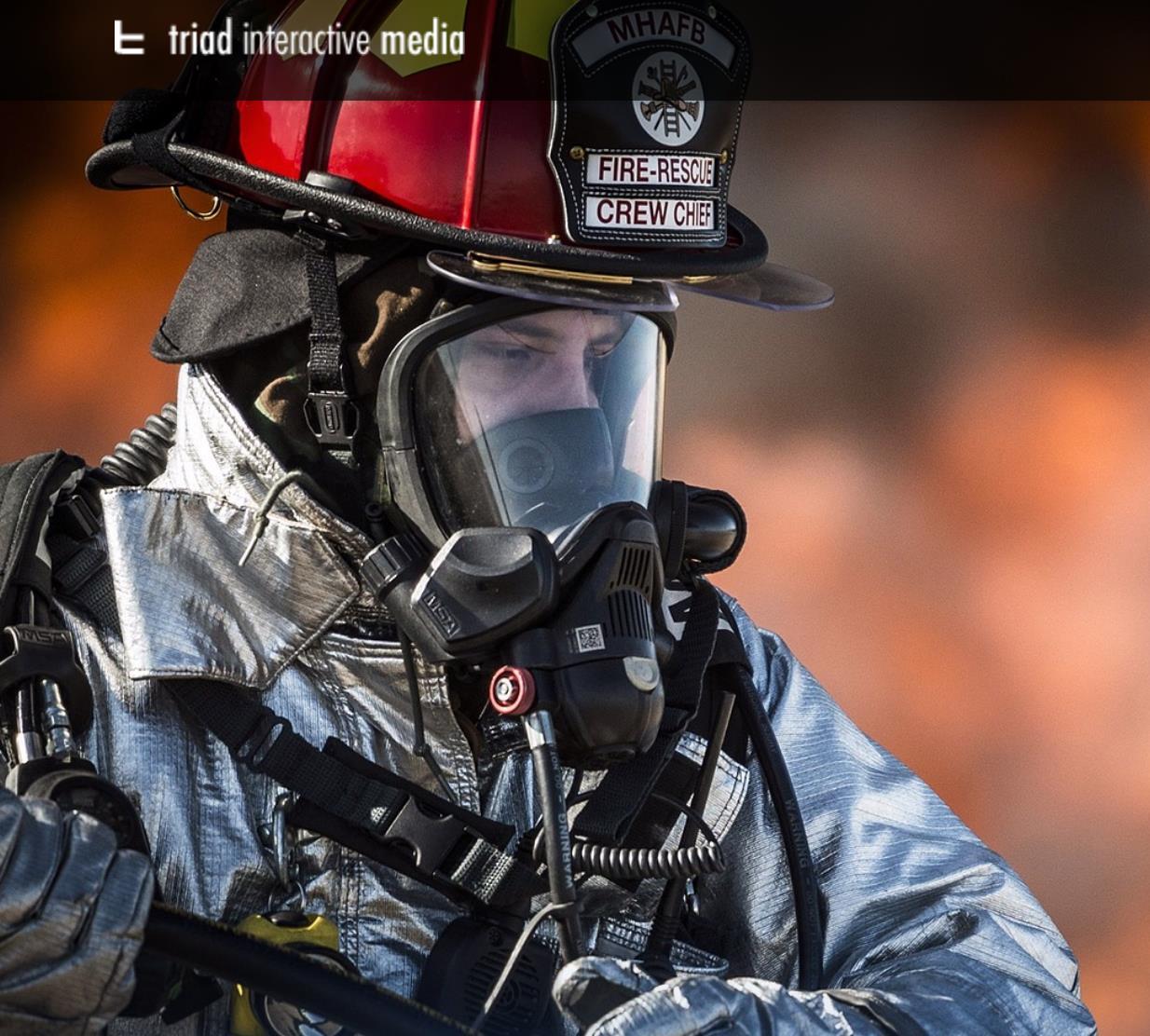 firefighter Training Triad Interactive Media