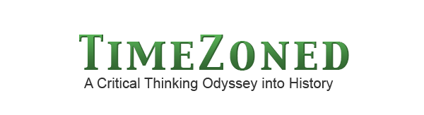 TimeZoned Critical Thinking Interactive Learning Objects